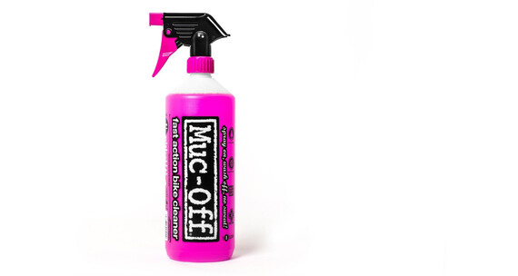 Muc-Off Bike Cleaner 1 L Rosa/Transparent